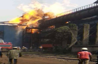 Bhilai Steel Plant Disaster