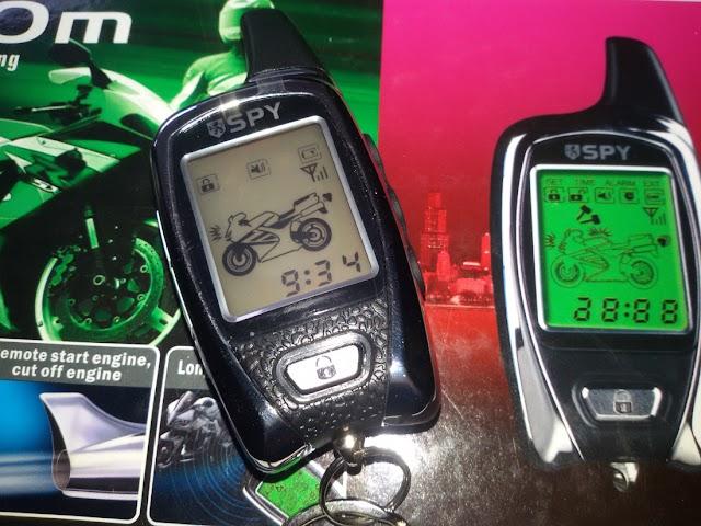 Jual dan Pasang Alarm SPY 5000M Super Long Range Monitoring