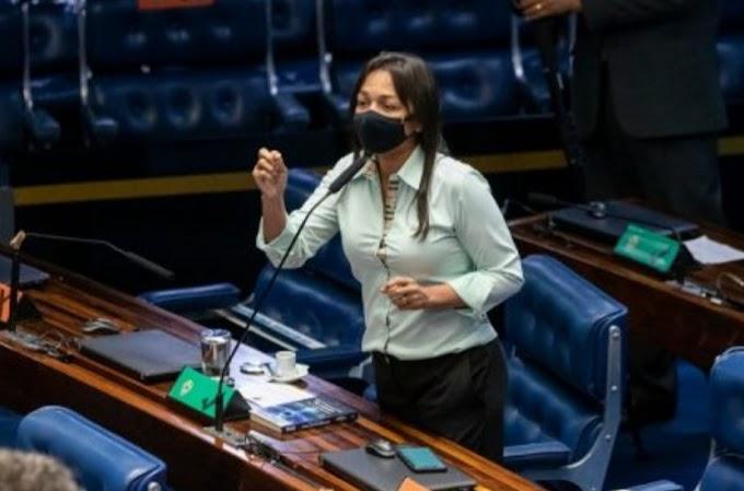 Senado aprova requerimento de Eliziane Gama que amplia membros da Comissão da Covid-19