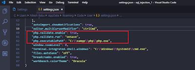 vs-code-phpintellisense-plugin-settings