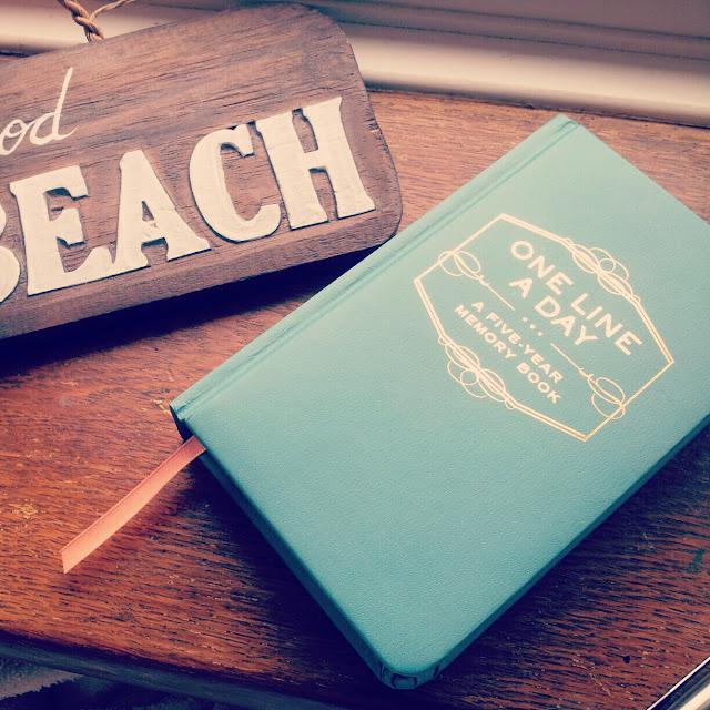 memory diary book