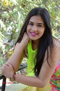 Telugu Actress Prasanna Stills in Short Dress at Inkenti Nuvve Cheppu Press Meet Stills  0122.JPG