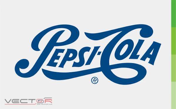 Pepsi-Cola Logo - Download Vector File CDR (CorelDraw)