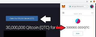 300,000 QTC Coin