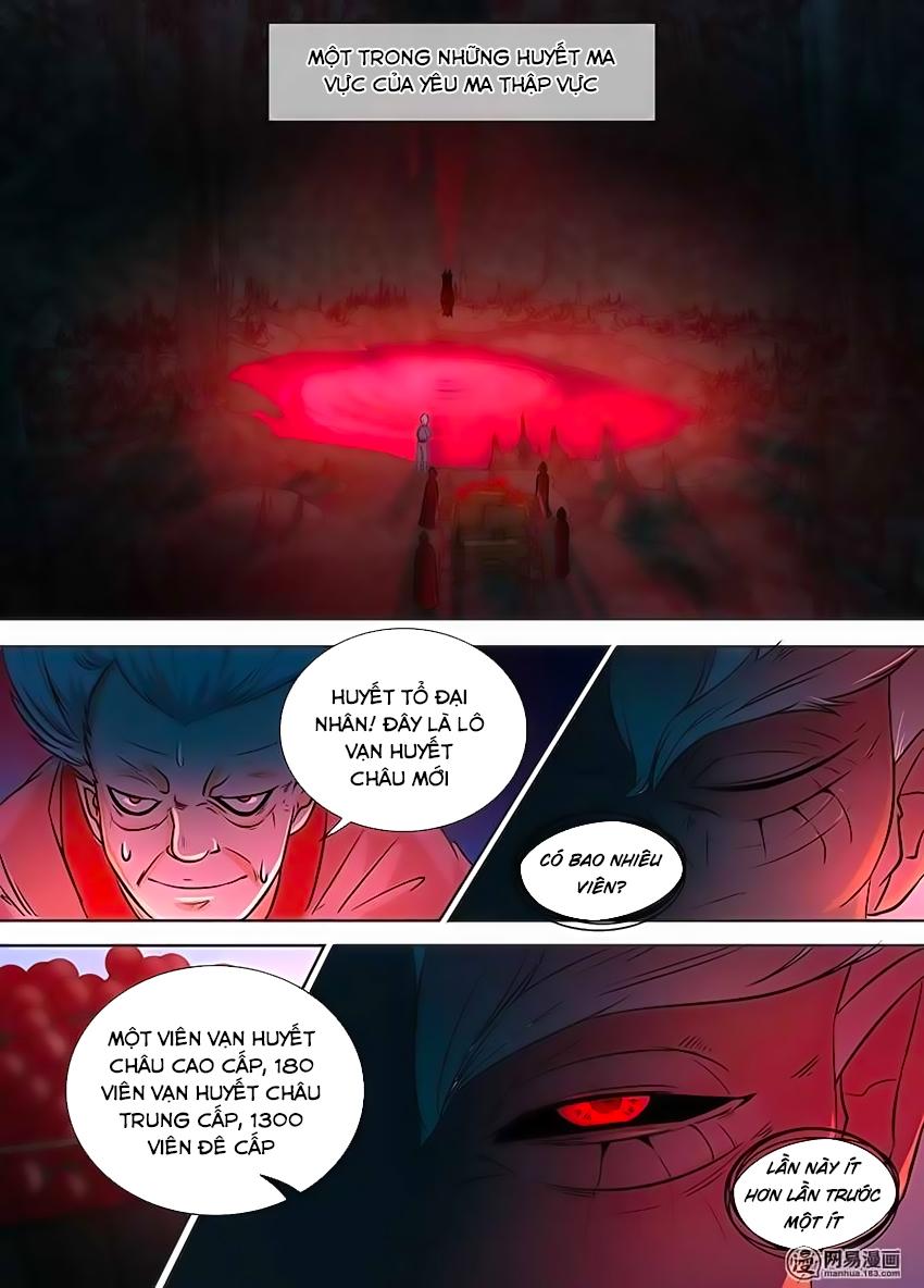 Vĩnh Hằng Chí Tôn Chap 103 - Trang 4