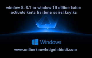 Window Kaise Activate Kare