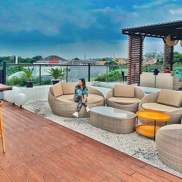 Epicure Sky Terrace Semarang - Review Menu, Fasilitas Lengkap & Lokasi