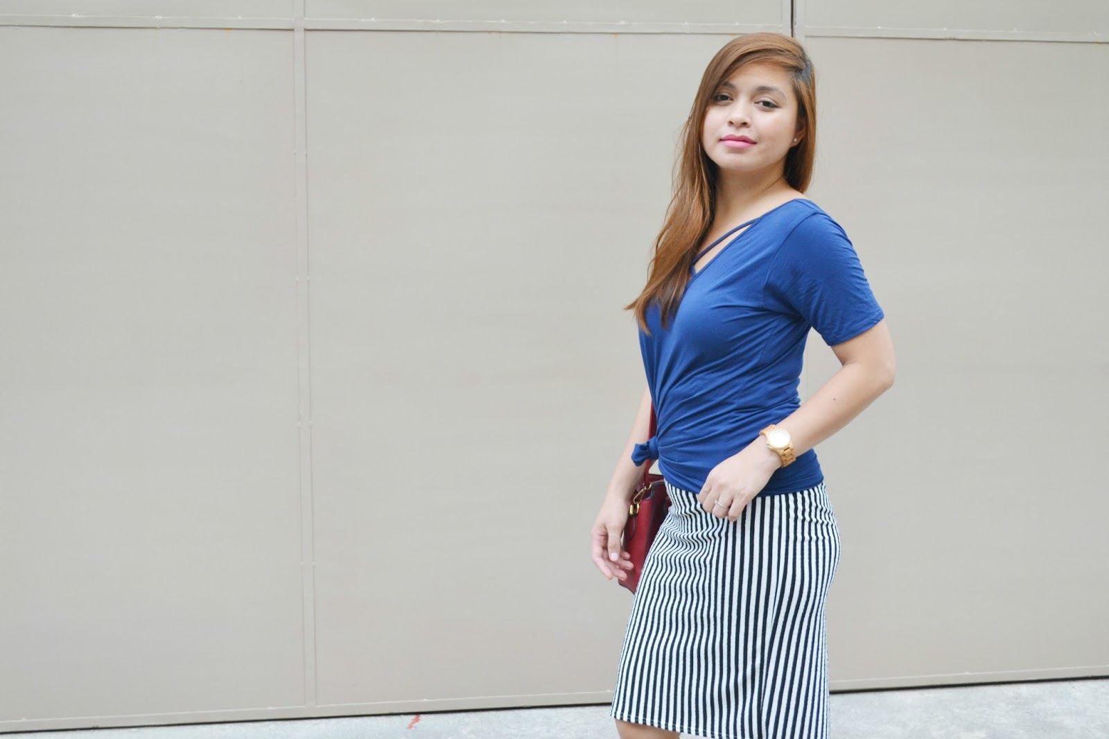 Pencil Skirt Style