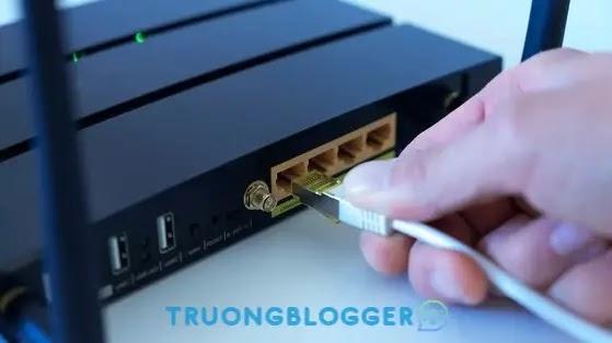 Hướng dẫn cách khắc phục Wifi bị lỗi không có kết nối Internet
