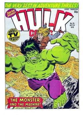 Hulk Comic #35