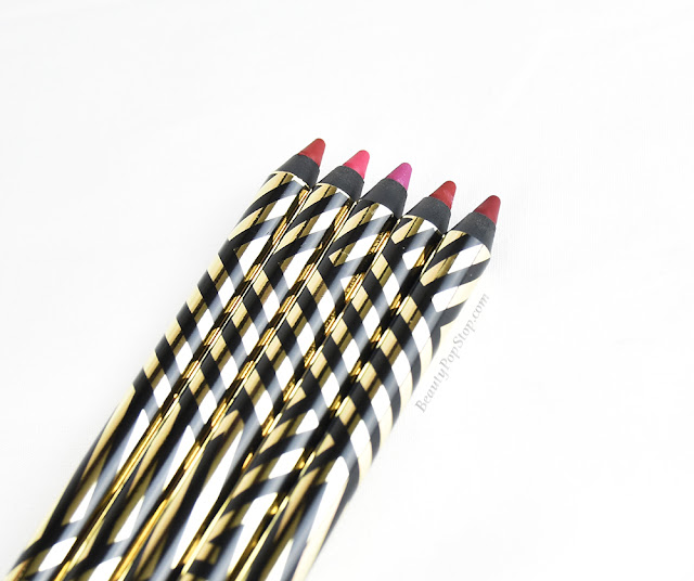 Urban Decay x Gwen Stefani 24/7 Glide-on Lip Pencils