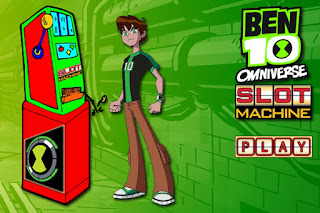Ben 10 Omniverse: Slot Machine