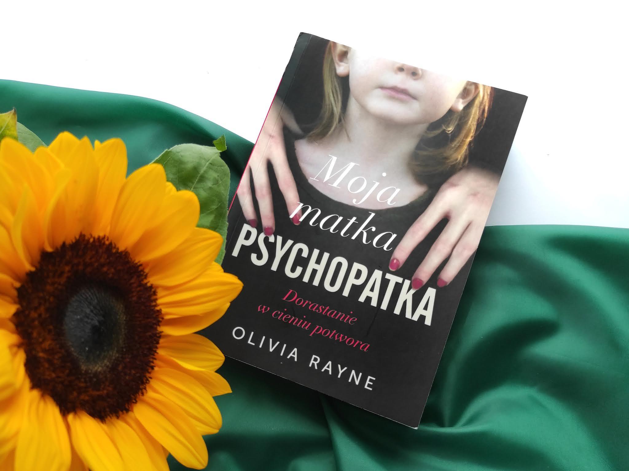 Moja matka psychopatka recenzja książki