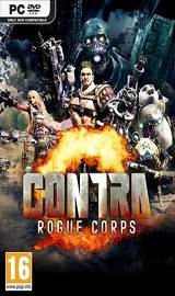 Contra Rogue Corps free download - Contra Rogue Corps-CODEX