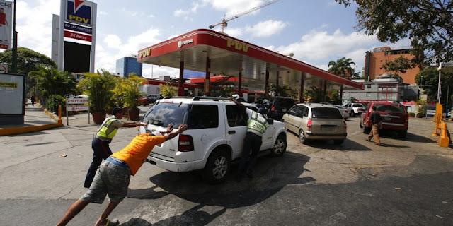 La escasez de gasolina deja varadas ambulancias y hace perder cosechas