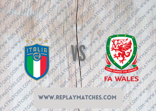 Italy vs Wales -Highlights 20 June 2021
