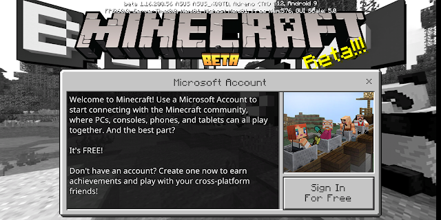 minecraft 1.16.101 android download