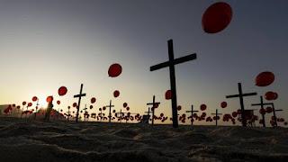 Brasil tem 101 mil mortes e 3 milhões de infectados pela Covid-19