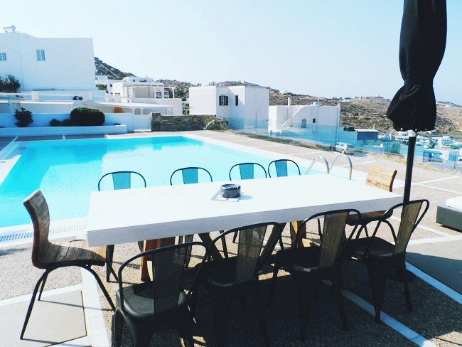 Cyclades Luxury hotels