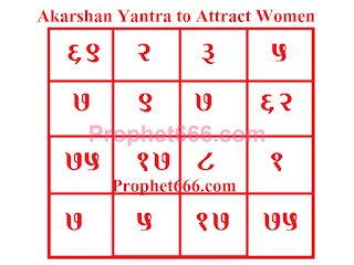 Most Powerful Akarshan Yantra to Attract Women