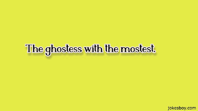 funny halloween puns