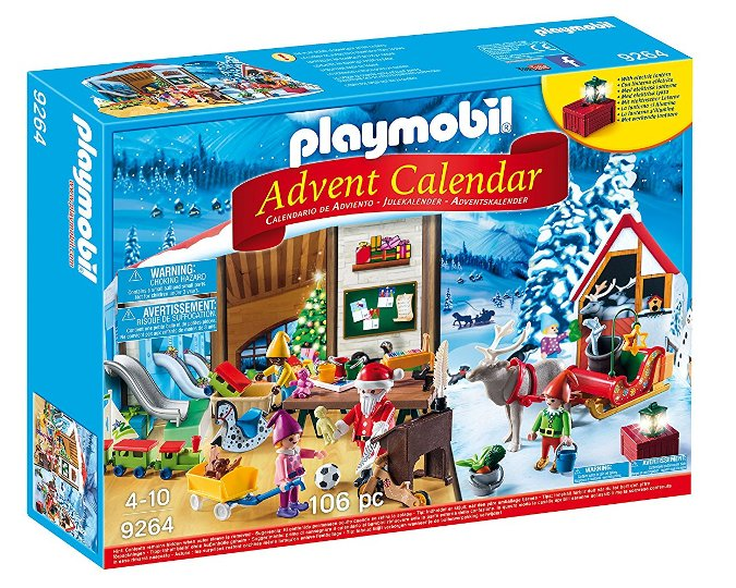 Calendario de Adviento Playmobil Christmas