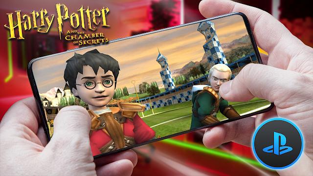 Harry Potter y la Cámara de los Secretos Para Teléfonos Android (ROM PS1)