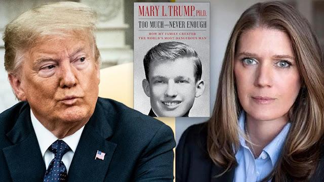 كتاب فضائح جديد عن دونالد ترامب