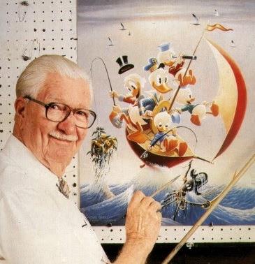Carl Barks e a Criação do Tio Patinhas