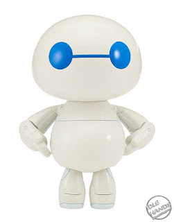 Bandai Big Hero 6 Mini-Max Feature Figure