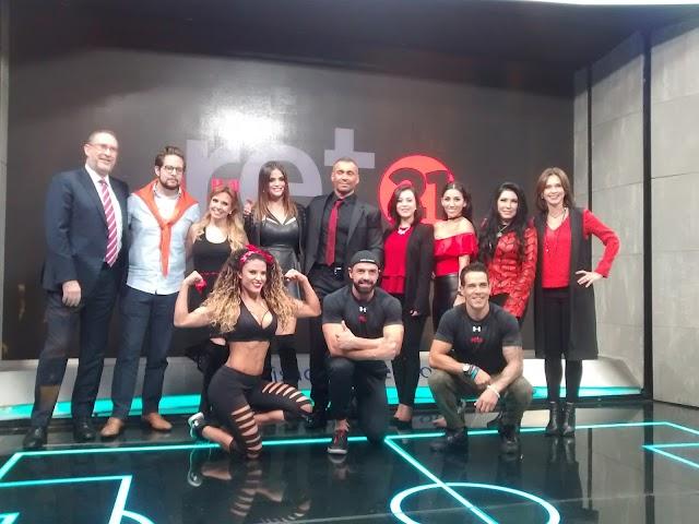 Reto 21, nuevo programa de Televisa Deportes