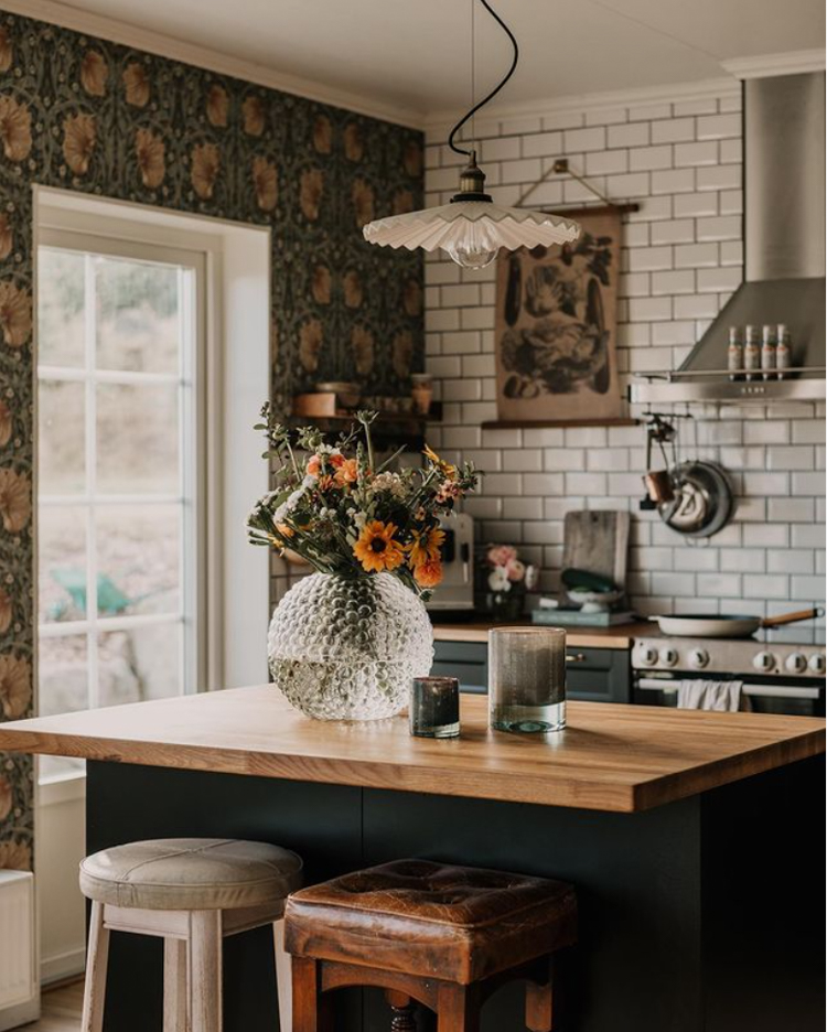 A Swedish Country Home That's Charming Inside and Out!