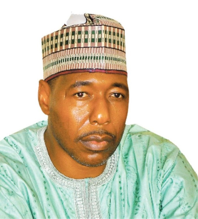 Boko Haram now recruiting our children - Gov Zulum cries out