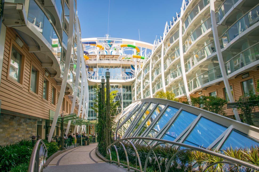 Harmony of the Seas Central Park