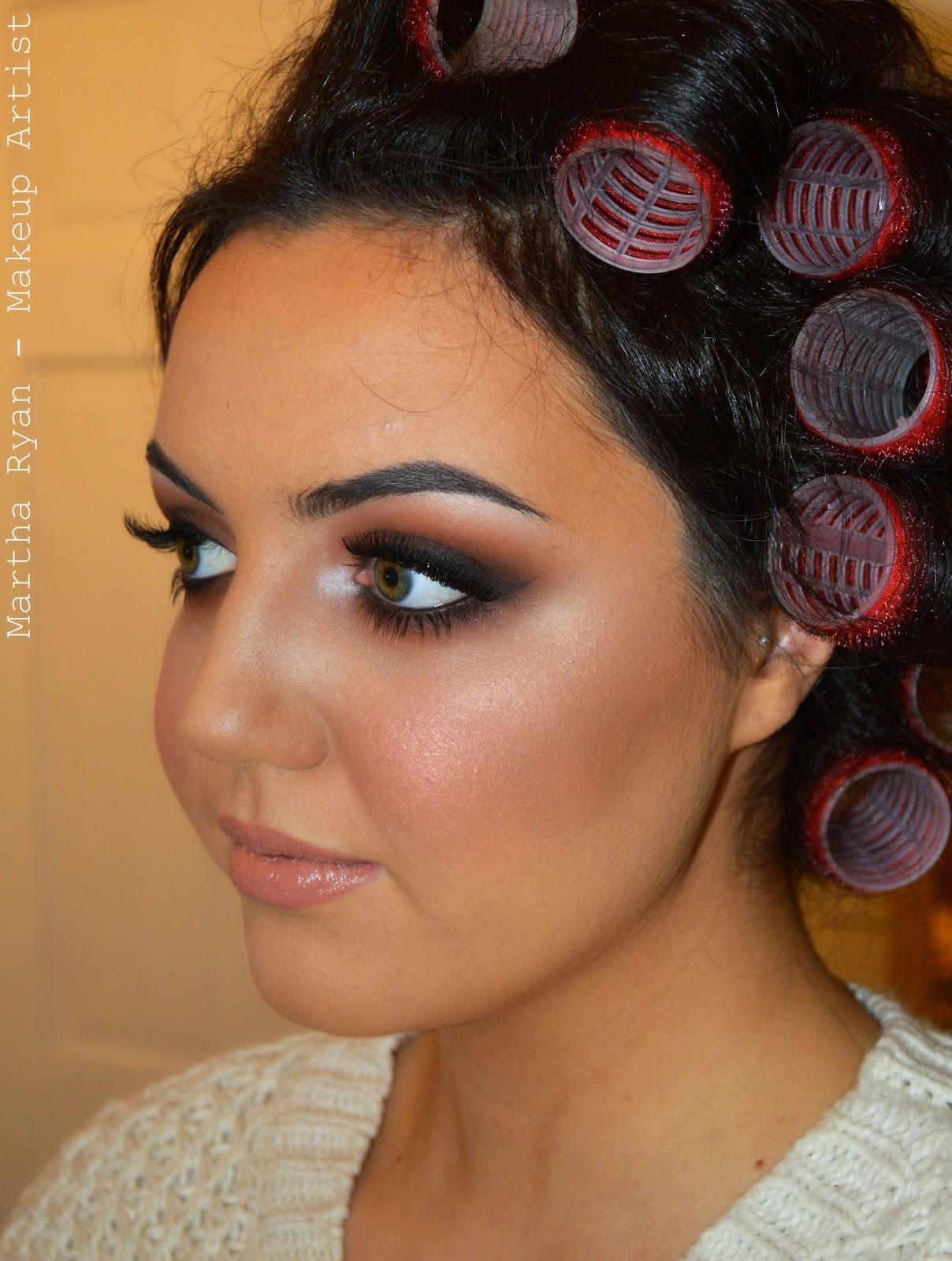 makeup by martha: green eyed girls: best colour combos! ♥