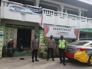 Rutin Patroli Wilayah, Polres Pelabuhan Imbau Prokes di Pilkada Serentak 2020