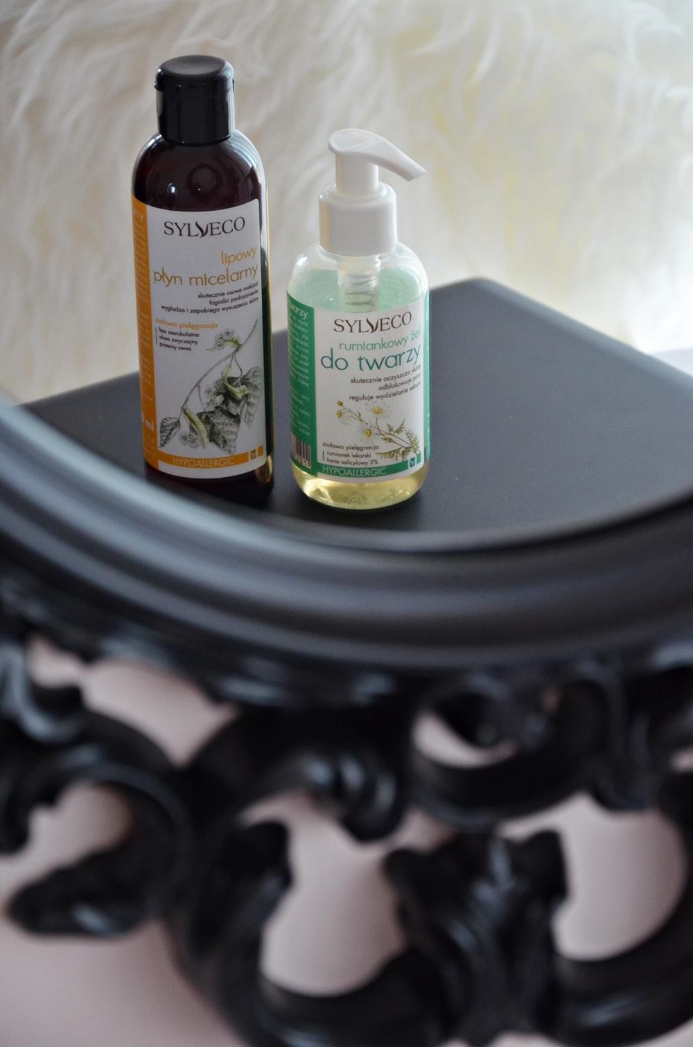 sylveco, zel rumiankowy lipowy plyn micelarny