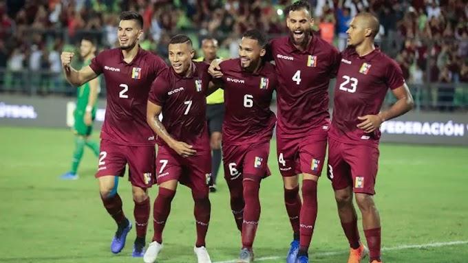 La vinotinto presenta su lista preliminar para la Copa América