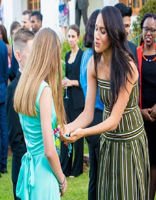 6 Tricks From Meghan Markle that you simply Can Use to Charm Everyone