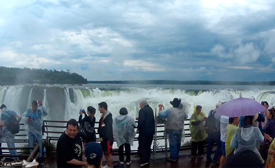 Parque Nacional Iguazu, Puerto Iguazu, Argentina, Cataratas do Iguaçu