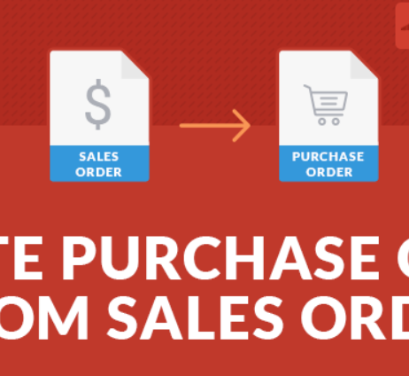 Purchase Order dan Sales Order