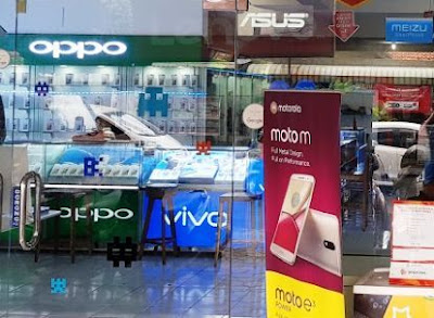 pusat pedagang hp seken murah di Jogja