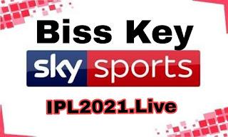 Sky Sports Biss Key