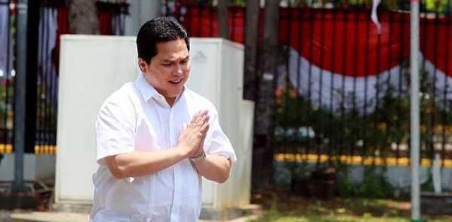 Titah Jokowi Ke Luhut Tanda Kepercayaan Pada Erick Thohir Berkurang
