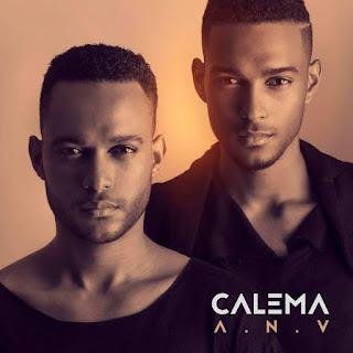 Album Calema A Nossa Vez