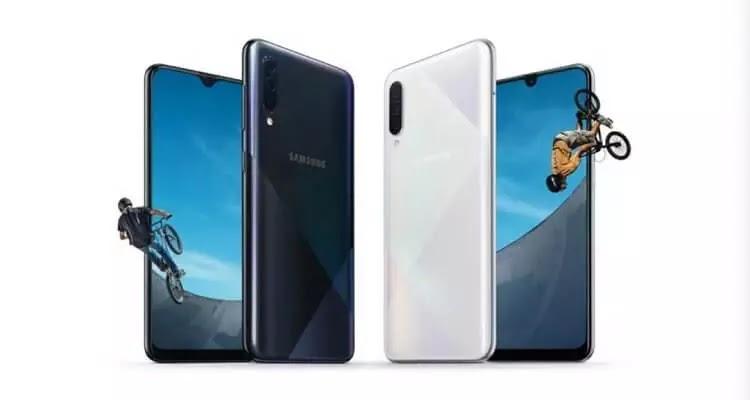 Samsung Announces Galaxy A50s, Galaxy A30s