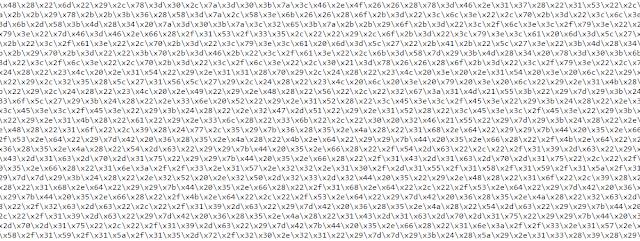 Şifrelenmiş footer link kodu