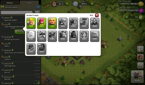 Cara dan Tips Agar Gems Box Sering Muncul di Base Clash of Clans