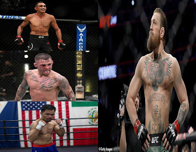 The next fight for Conor McGregor
