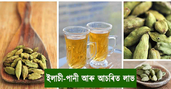 Elachi Water Health Benefits